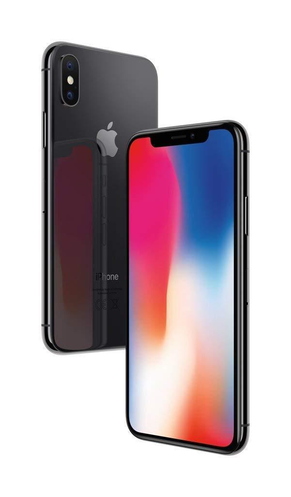 Apple iPhone X 64GB Grigio Siderale (Ricondizionato)