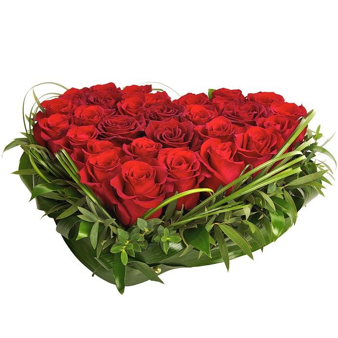 Conquistare il cuore di una donna regalando dei fiori