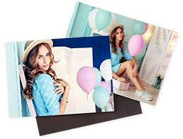 1 set di 6 fotocalamite personalizzabili in formato 6.5x6.5 cm a soli 4,99€ !