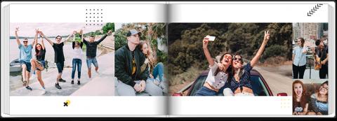 Fotolibro con Copertina Morbida in formato A5 di 48 pagine a soli 4,99€ !