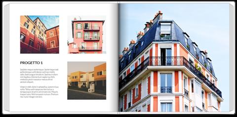 Fotolibro con Copertina Rigida quadrato in formato 20x20 di 36 pagine a soli 11,49€ !