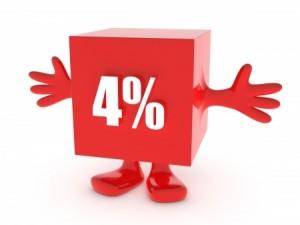 4% SU TUTTO il catalogo