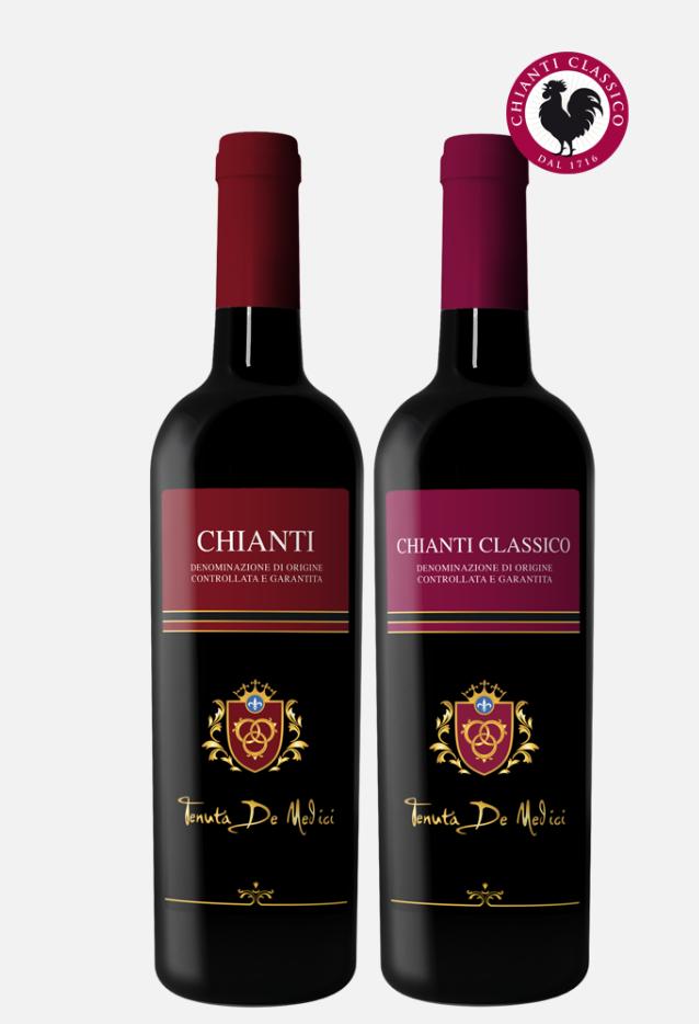 Chianti Classico DOCG Gallo Nero 2016