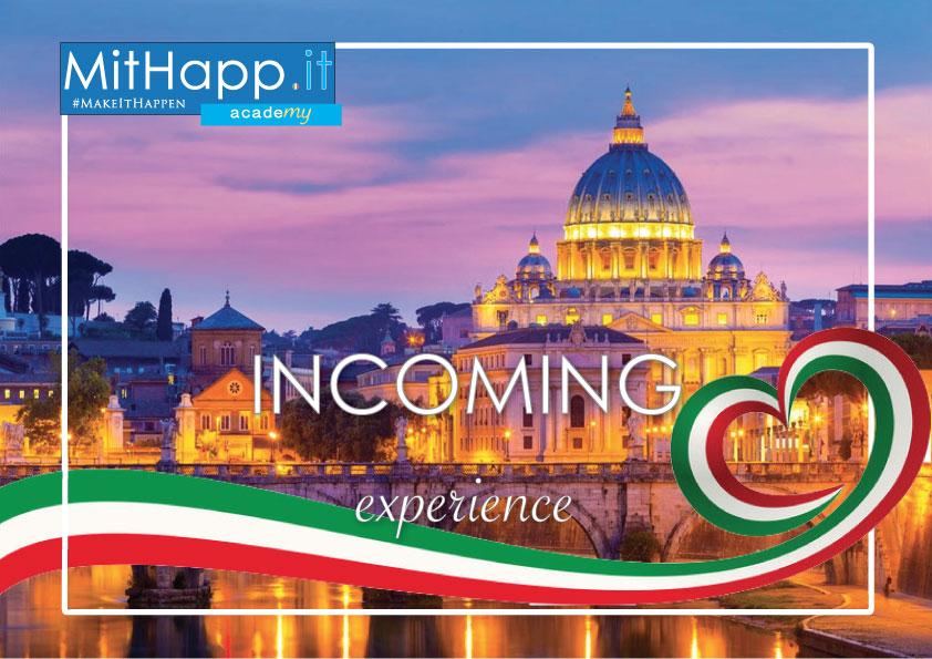 Consulente Turistico - Incoming Experience